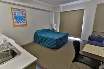Deluxe Studio, 1 Double Bed
