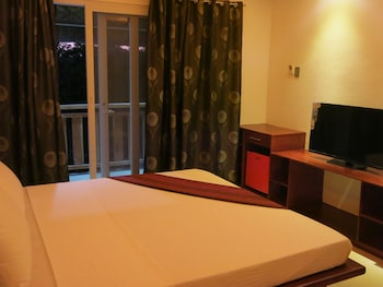 Scent Of Green Papaya Resort Bohol Guestroom