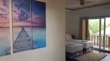 Scent Of Green Papaya Resort Bohol Guestroom