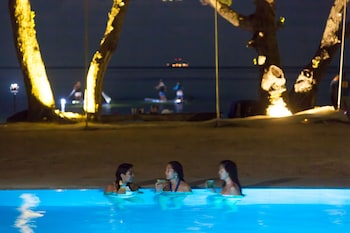 Blue Palawan Beach Club Outdoor Pool