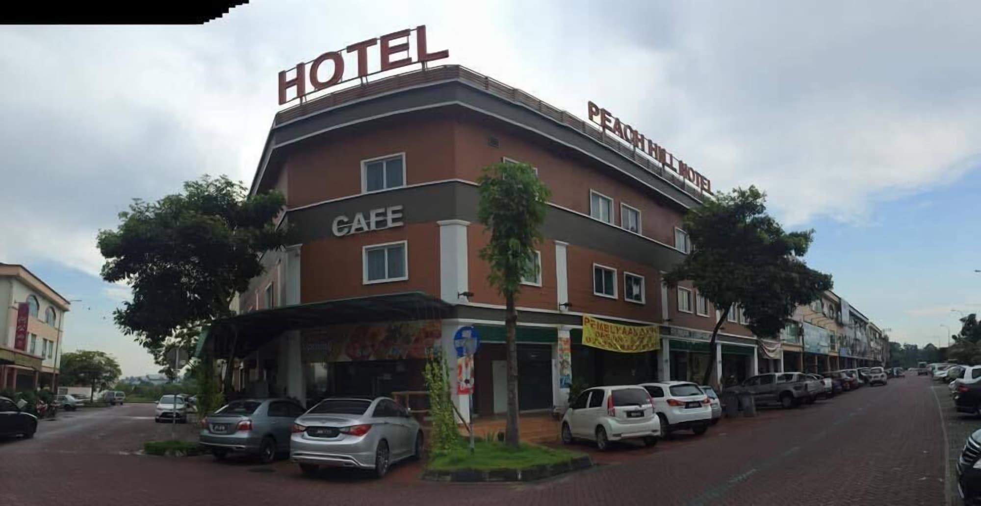 Peach Hill Hotel, Johor Bahru