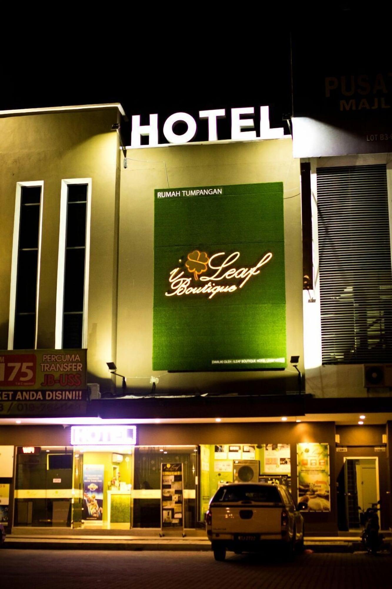 I Leaf Boutique Hotel, Johor Bahru