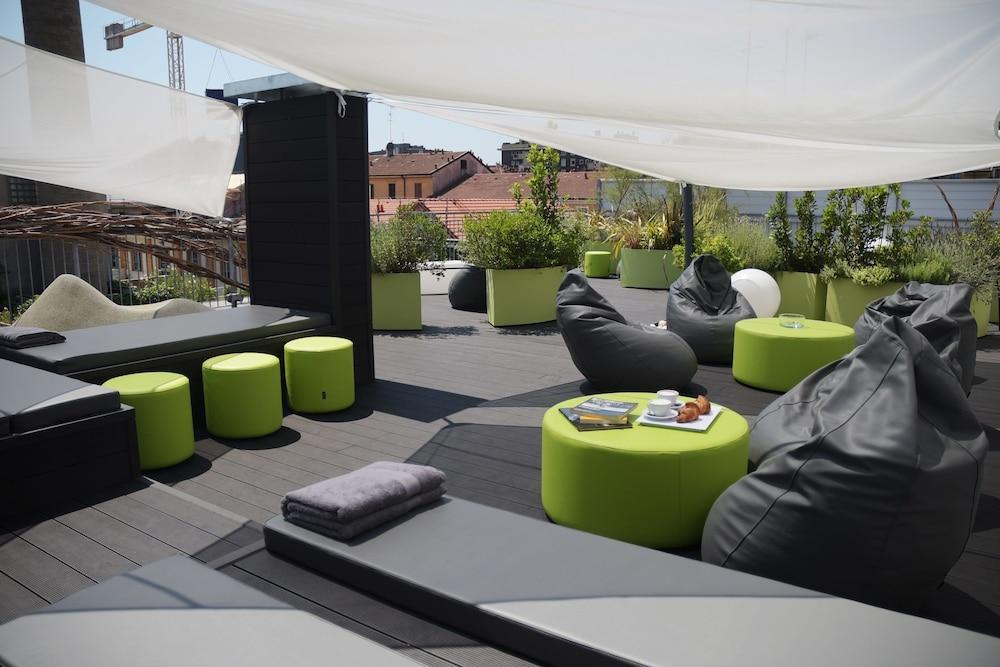 miLoft Guest Rooms & Terrace