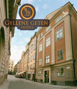 Hotel - Hotell Den Gyllene Geten