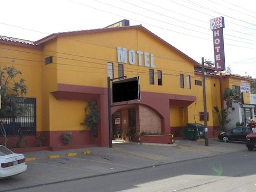 Hotel San Juan Inn, Tijuana