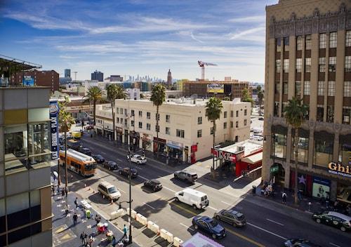 Los Angeles (CA) - Samesun Hollywood - z Krakowa, 2 maja 2021, 3 noce