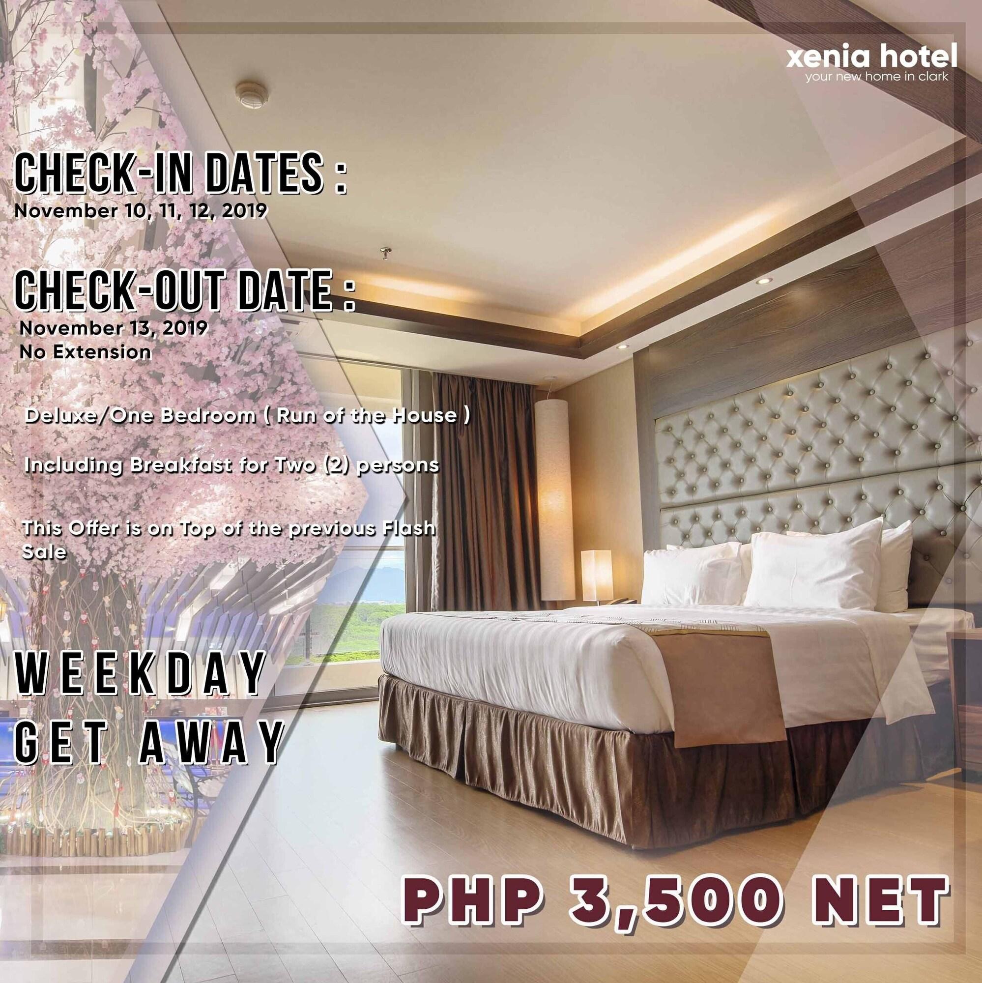 Xenia Hotel, Mabalacat