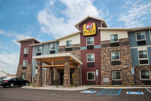 . My Place Hotel-Jamestown, ND