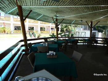Harmony Hotel Bohol Breakfast Area