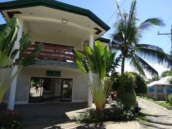 Harmony Hotel Bohol Front of Property