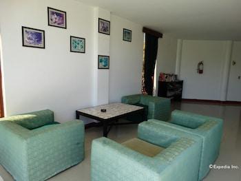 Harmony Hotel Bohol Lobby Sitting Area
