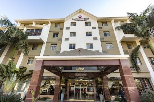 . Best Western Plus Lusaka Grand Hotel