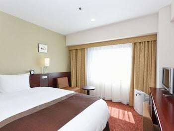 セミダブル ルーム(禁煙)【4階、6階、7階、8階、10階、11階のいずれか】|福山ニューキャッスルホテル