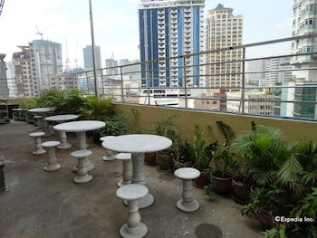 Chinatown Lai Lai Hotel Manila Terrace/Patio