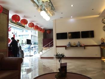Chinatown Lai Lai Hotel Manila Interior Entrance