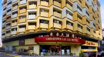 Chinatown Lai Lai Hotel Manila Hotel Entrance
