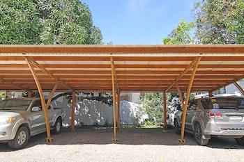 Vida Homes Condo Resort Dumaguete Parking