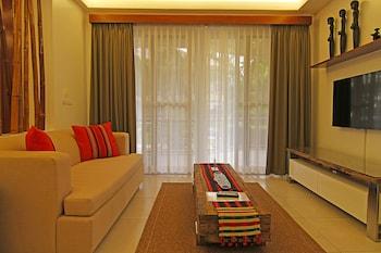 Vida Homes Condo Resort Dumaguete Living Area