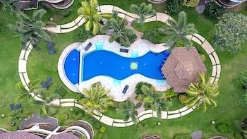 Vida Homes Condo Resort Dumaguete Aerial View