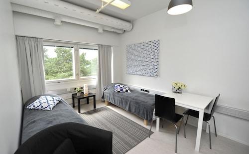 . Forenom Hostel Espoo Kivenlahti
