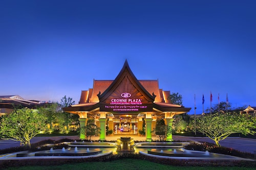 . Crowne Plaza Resort Xishuangbanna Parkview, an IHG Hotel