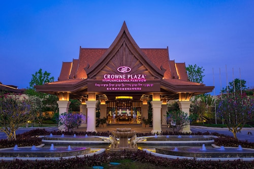 __{offers.Best_flights}__ Crowne Plaza Resort Xishuangbanna Parkview