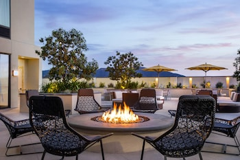 洛杉磯伯班克市中心春季山丘套房飯店 SpringHill Suites Los Angeles Burbank/Downtown