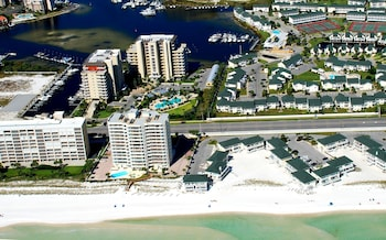 Harbor Landing by Holiday Isle - Aerial View  - #0