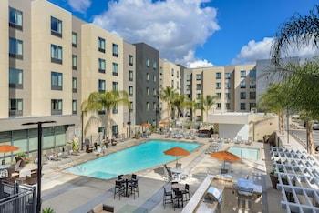阿納海姆希爾頓惠庭套房飯店暨會議中心 Homewood Suites by Hilton Anaheim Resort – Convention Center