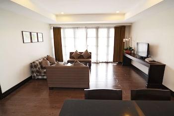 Citylight Hotel Baguio Living Area