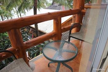 Victory Beach Resort Boracay Balcony