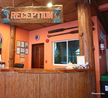 Victory Beach Resort Boracay Reception