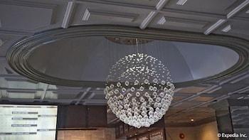 Grand Central Hotel Clark Interior Detail