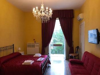 Double Room, Balcony, Garden View