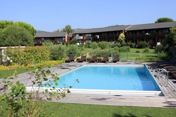 Hôtel Castell'Verde - Outdoor Pool  - #0