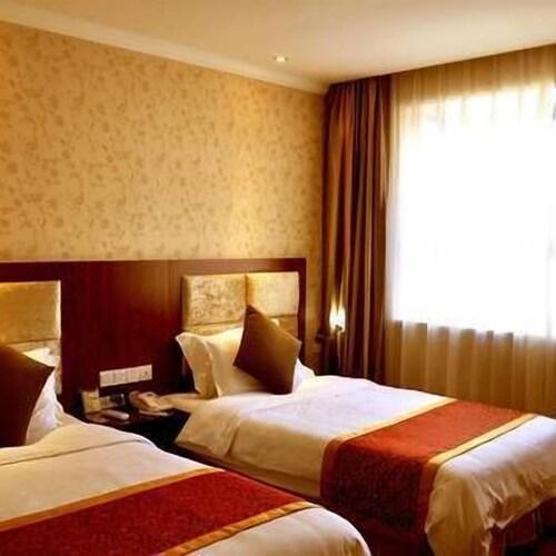 Jin Long Tai Holiday Inn, Wuhan