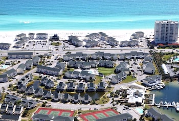 Sandpiper Cove Harbor by Holiday Isle - Aerial View  - #0
