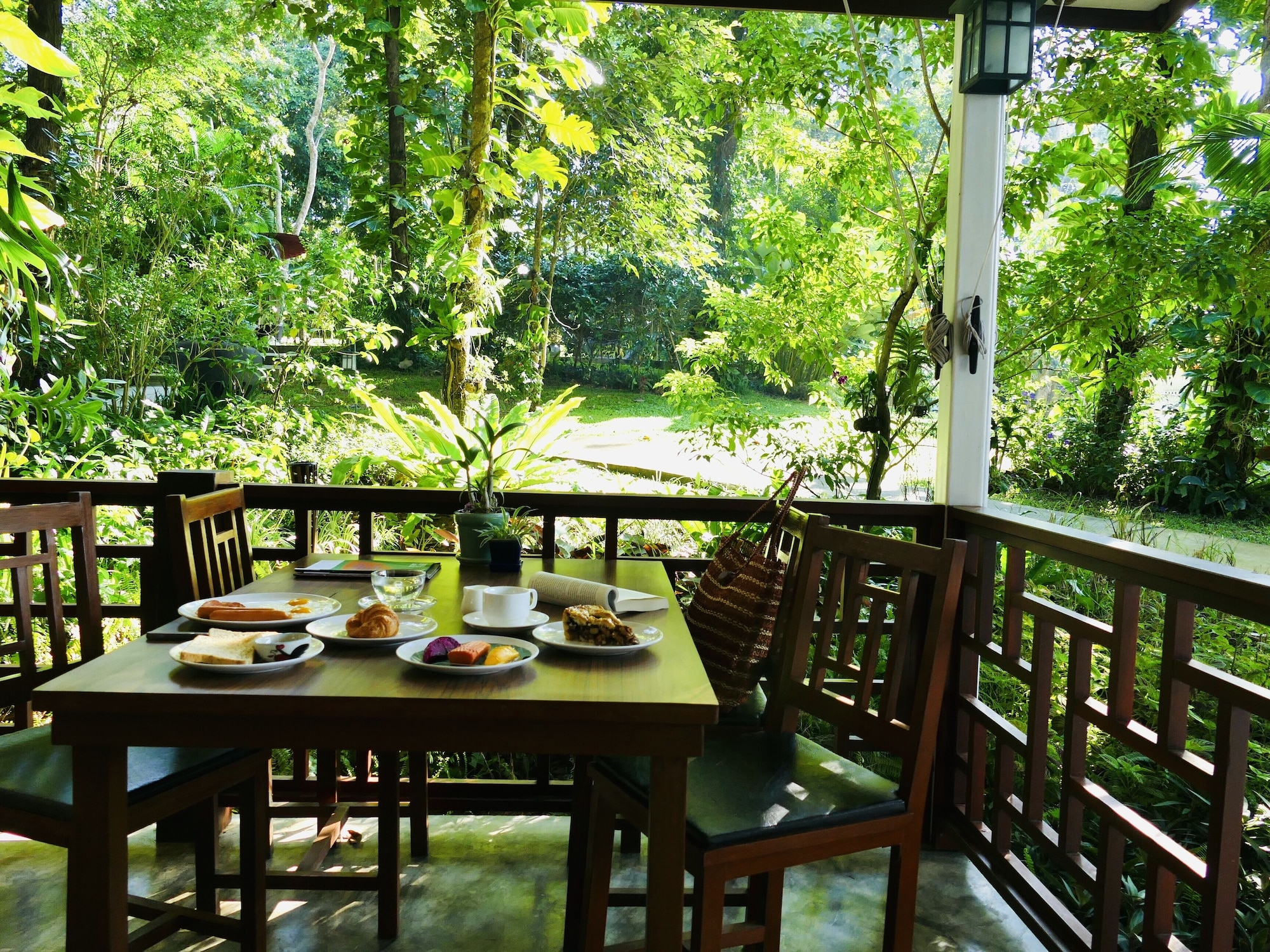 Monoceros Resort, Mae Rim