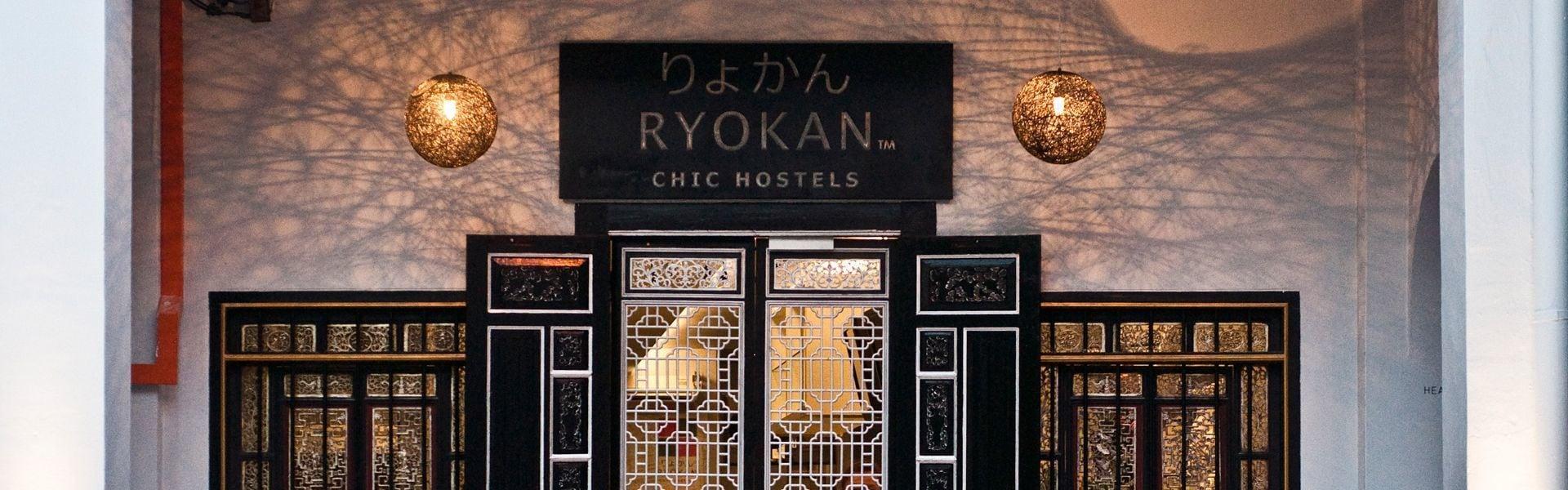 Ryokan Muntri Boutique Hostel, Pulau Penang
