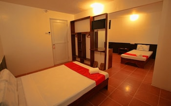 Travelbee Heritage Inn Dapitan City Room