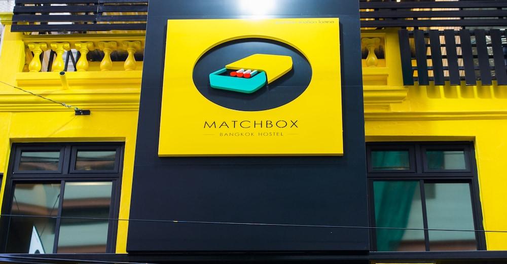 マッチボックス バンコク ホステル