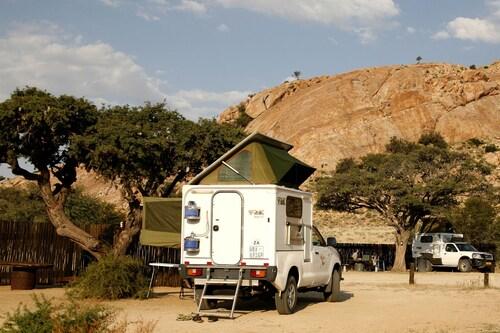 Klein-Aus Vista Desert Horse Campsite, Luderitz