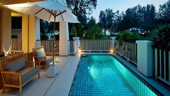 Club Suite With Plunge Pool