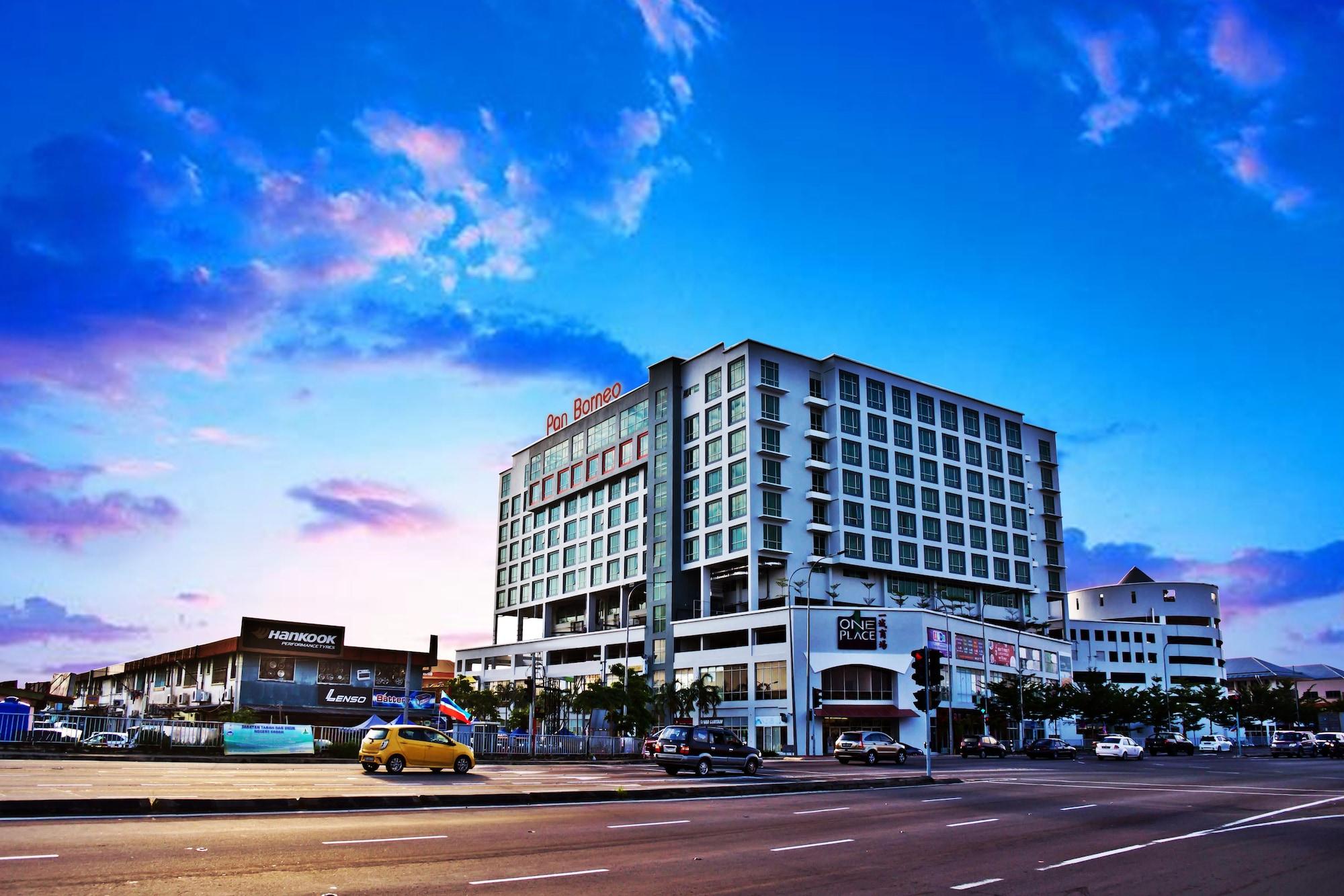 Pan Borneo Hotel Kota Kinabalu, Putatan