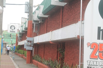 Halina Drive Inn Hotel Pasay Exterior