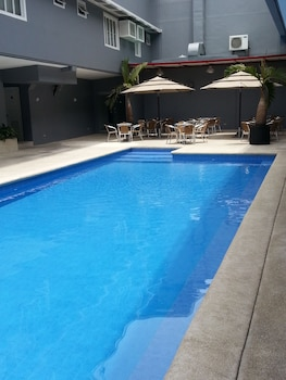 The Contemporary Hotel Quezon City Outdoor Pool