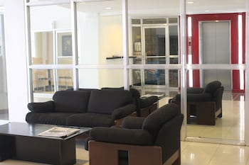 The Contemporary Hotel Quezon City Lobby Sitting Area