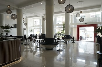 The Contemporary Hotel Quezon City Lobby