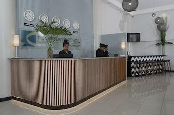 The Contemporary Hotel Quezon City Reception