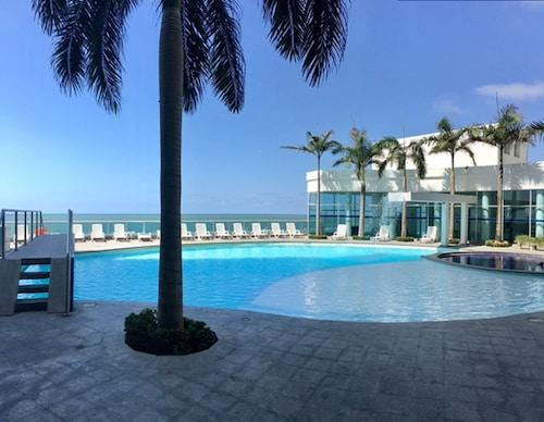 Apartamentos frente al mar Cartagena - Edificio Palmetto, Cartagena de Indias